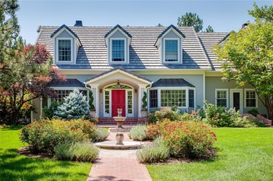 17 Mockingbird Lane, Cherry Hills Village, CO 80113 - MLS#: 9798977