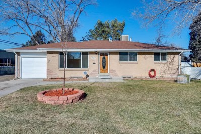 7307 W 64th Avenue, Arvada, CO 80003 - MLS#: 9800310