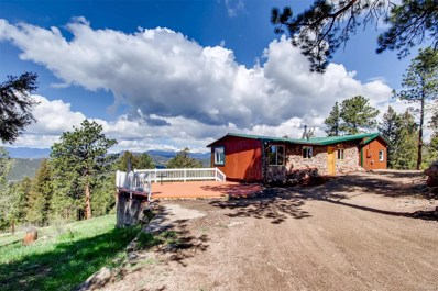 29580 S Sunset Trail, Conifer, CO 80433 - #: 9800576