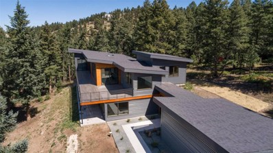 6448 S Skyline Drive, Evergreen, CO 80439 - MLS#: 9801363