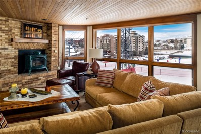 2306 Ski Trail Lane UNIT 132A, Steamboat Springs, CO 80487 - #: 9803307