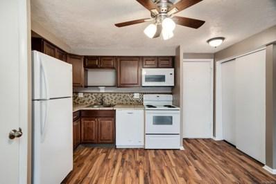 1302 S Parker Road UNIT 132, Denver, CO 80231 - #: 9803918