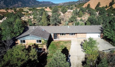 6 Las Piedras Escondidas, Colorado Springs, CO 80904 - MLS#: 9804496