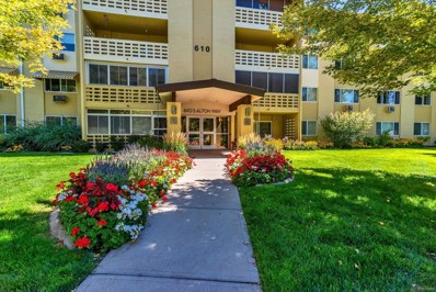610 S Alton Way UNIT 8B, Denver, CO 80247 - MLS#: 9808908