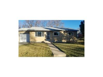 3422 S Vrain Street, Denver, CO 80236 - MLS#: 9812317