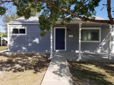 1330 S Quivas Street, Denver, CO 80223 - #: 9815332