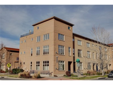 7525 E 1st Place UNIT 1112, Denver, CO 80230 - MLS#: 9818122