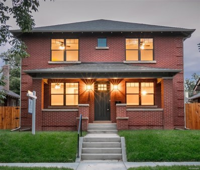 2548 Fairfax Street, Denver, CO 80207 - #: 9822157