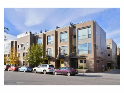 2900 Inca Street UNIT 27, Denver, CO 80202 - MLS#: 9824439