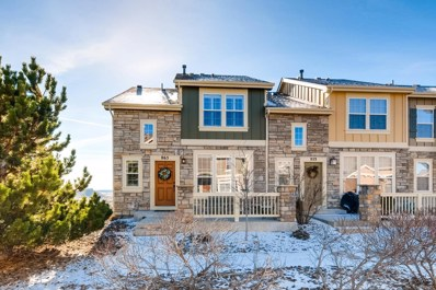865 Stony Mesa Place, Castle Rock, CO 80108 - MLS#: 9828456