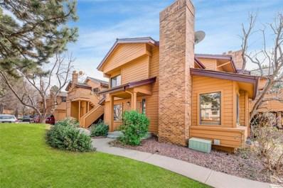 9400 E Iliff Avenue UNIT 043, Denver, CO 80231 - MLS#: 9830442