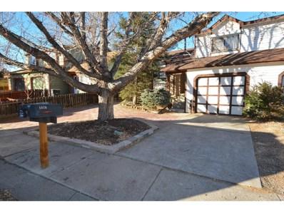 1910 Copper Creek Drive, Colorado Springs, CO 80910 - MLS#: 9833129