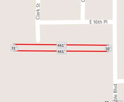 15700 Sable Boulevard, Aurora, CO 80011 - MLS#: 9833632