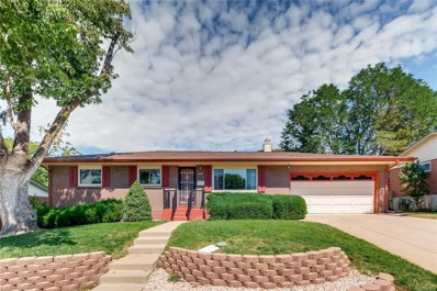 8279 E Kenyon Avenue, Denver, CO 80237 - MLS#: 9835112