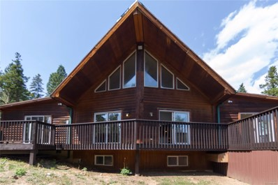 100 Moon Gulch Road, Rollinsville, CO 80474 - MLS#: 9836121