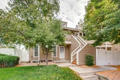 8055 E Colorado Avenue UNIT 4, Denver, CO 80231 - #: 9839535