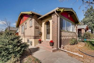 3501 Lowell Boulevard, Denver, CO 80211 - MLS#: 9839946