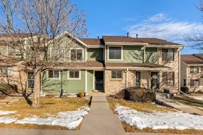 8743 W Cornell Avenue UNIT 10, Lakewood, CO 80227 - MLS#: 9844120