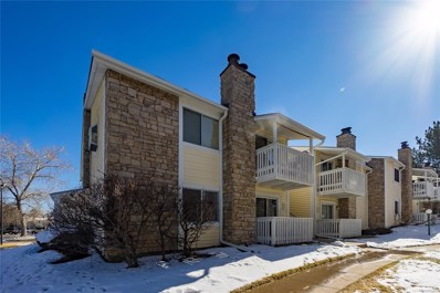 8555 Fairmount Drive UNIT H105, Denver, CO 80247 - MLS#: 9844747