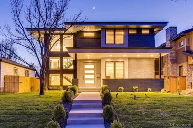 1465 S Columbine Street, Denver, CO 80210 - MLS#: 9845668