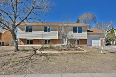 7330 Caballero Avenue, Colorado Springs, CO 80911 - MLS#: 9847917