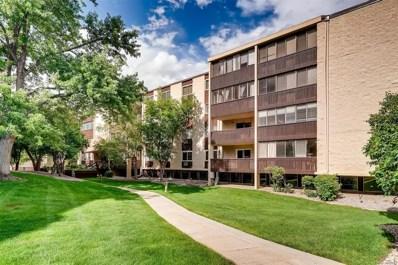 7040 E Girard Avenue UNIT 107, Denver, CO 80224 - #: 9848365