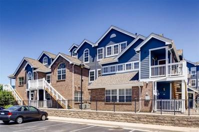 16326 E Fremont Avenue UNIT 8, Aurora, CO 80016 - #: 9850835