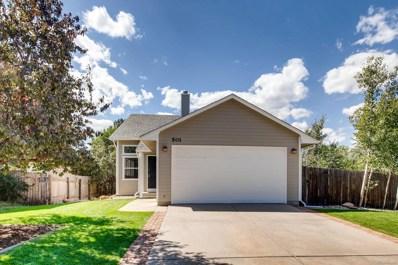 501 Upton Drive, Colorado Springs, CO 80911 - MLS#: 9851408