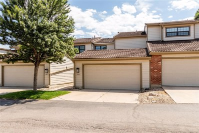 7900 W Layton Avenue UNIT 924, Denver, CO 80123 - #: 9856344
