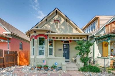 969 Kalamath Street, Denver, CO 80204 - MLS#: 9858371