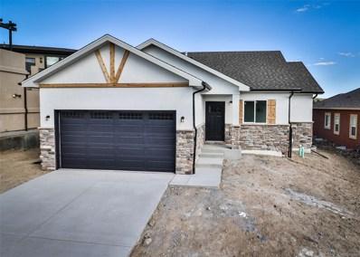 4720 Farmingdale Drive, Colorado Springs, CO 80918 - MLS#: 9863386