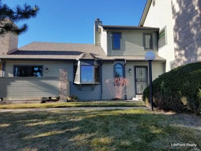 9195 W Cedar Drive UNIT E, Lakewood, CO 80226 - MLS#: 9864002