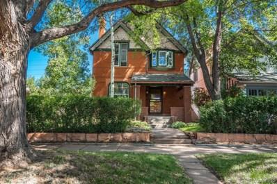 1632 Vine Street, Denver, CO 80206 - #: 9866884