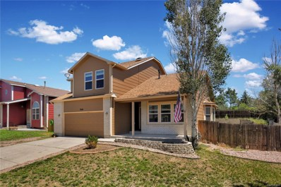 3510 Richmond Drive, Colorado Springs, CO 80922 - MLS#: 9867498