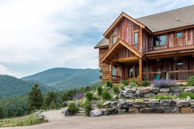 871 Hacienda Road, Evergreen, CO 80439 - MLS#: 9868172