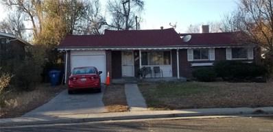 3121 Troy Street, Aurora, CO 80011 - #: 9868264