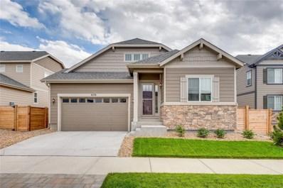 670 E Dry Creek Place, Littleton, CO 80122 - MLS#: 9868442