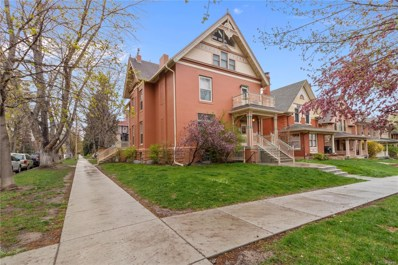 1101 Gaylord Street UNIT 6, Denver, CO 80206 - #: 9869083