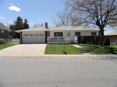 7904 E Hampden Circle, Denver, CO 80237 - #: 9872352