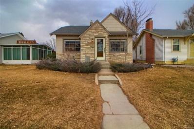 2362 S Marion Street, Denver, CO 80210 - MLS#: 9872728