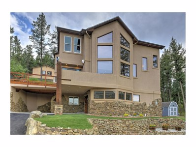 27086 Mountain Park Road, Evergreen, CO 80439 - #: 9873052