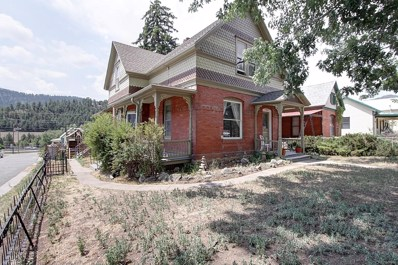 847 Colorado Boulevard, Idaho Springs, CO 80452 - MLS#: 9873642