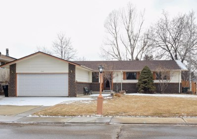 1349 Garden Place, Longmont, CO 80501 - MLS#: 9873856