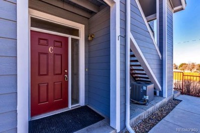 8500 E Jefferson Avenue UNIT 20C, Denver, CO 80237 - MLS#: 9874380