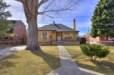 4910 W Hayward Place, Denver, CO 80212 - MLS#: 9874717