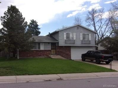6237 W Ken Caryl Place, Littleton, CO 80128 - #: 9875165