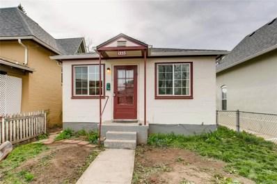 1355 S Pennsylvania Street, Denver, CO 80210 - MLS#: 9875818