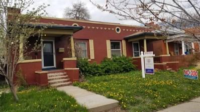 421-425 N Corona, Denver, CO 80218 - #: 9880430