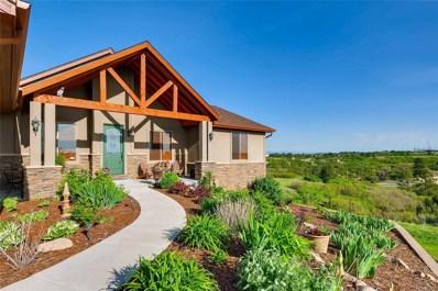 1173 Ridge Oaks Drive, Castle Rock, CO 80104 - MLS#: 9884582