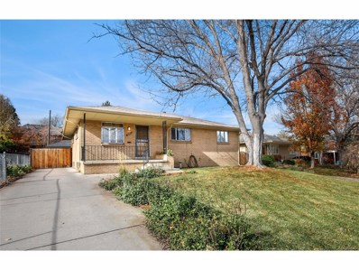 351 Hudson Street, Denver, CO 80220 - MLS#: 9885663